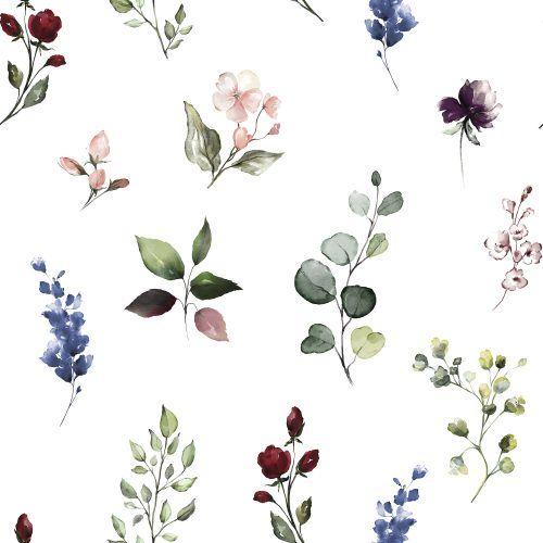 wiosenne kwiaty delikatne
